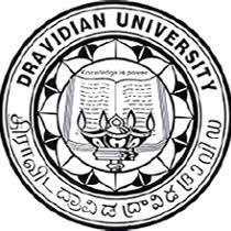 Dravidian University, Kuppam logo