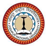 Jodhpur National University, Jodhpur logo