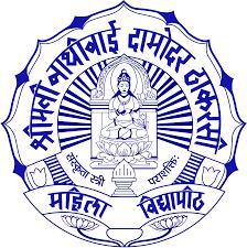 Smt. Nathibai Damodar Thackersey Women's University, Mumbai logo