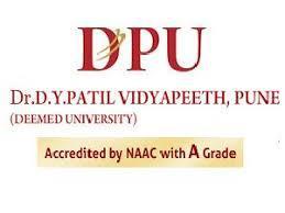 Dr. D.Y.Patil Vidyapeeth, Pune logo