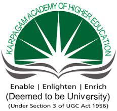 Karpagam Academy of Higher Education, Coimbatore logo