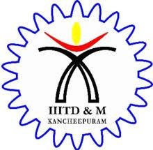 Indian Institute of Information Technology, Design & Manufacturing, Kancheepuram logo