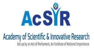 ACADEMY OF SCIENTIFIC & INNOVATIVE RESEARCH logo