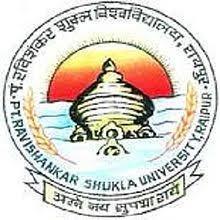 Pt Ravishankar Shukla University logo