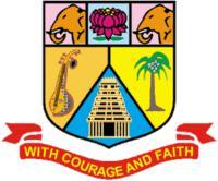 Annamalai University, Chidambaram logo