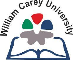 William Carey University, Shillong logo