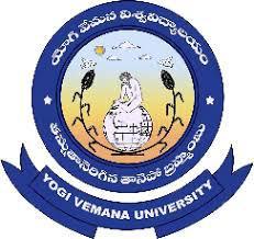 Yogi Vemana University, Kadapa logo