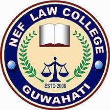 NEF Law College, Guwahati logo