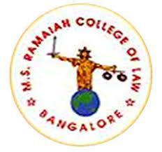 M.S. Ramaiah Law College, Bangalore logo