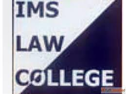 I. M. S. Law College, Noida logo