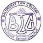 Balurghat Law College, Balurghat logo