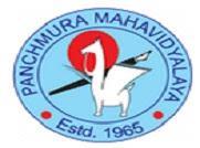 Panchmura Mahavidyalaya logo