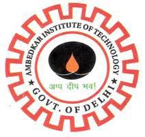 Ambedkar Institute of Advanced Communication Technologies and Research logo