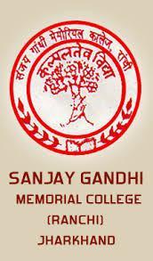 S. G. M. College logo