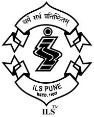 Indian Law Societys I.L.S. Law College, Pune 411 004 logo
