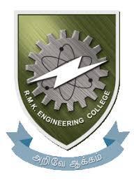 R.M.K. ENGINEERING COLLEGE logo