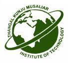 T.K.M INSTITUTE OF TECHNOLOGY logo