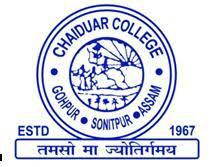 Chaiduar College logo