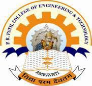 P.R.PATIL COLLEGE OF ENGINEERING & TECHNOLOGY logo