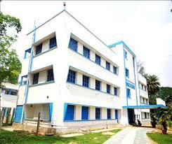 Krishnagar Womens College logo