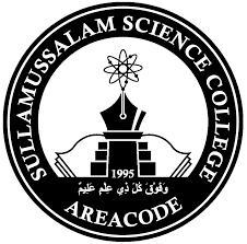 SULLAMUSSALAM SCIENCE COLLEGE, AREAKKODE logo