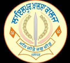 Ly. Khalsa College Jalandhar logo