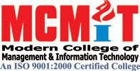 Modern College of Management & Information Technology, Korba logo