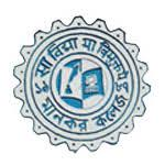 Mankar College logo