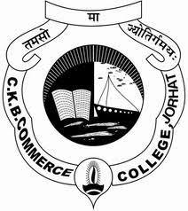 C.K.B. Commerce College P.O. Jorhat-785001 logo