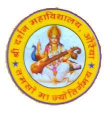 SHRI DARSHAN MAHAVIDYALAYA, DIBIYAPUR ROAD, logo