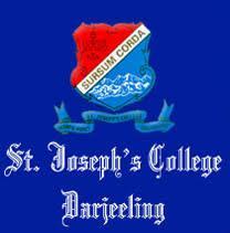 ST JOSEPH COLLEGE, DARJEELING logo