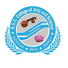 K.S.G. College of Arts and Science logo