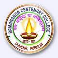 Ramananda Centenary College logo