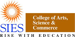 South Indian Education Societys College of Arts Science and Commerce Sion West Mumbai 400 022 logo