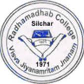 Radhamadhab College logo