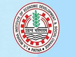 L. N. MISHRA INSTITUTE OF ECONOMIC DEVELOPMENT AND SOCIAL CHANGE logo