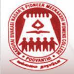 Madurai Sivakasi Nadar Pioneer Meenaksmi Women college, Poovanthi logo