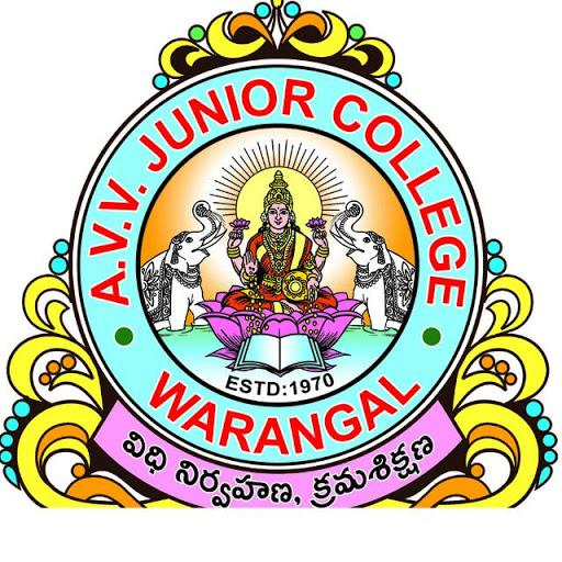 AVV Degree College, SVN Road, Warangal 506 002 logo