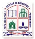 POPE JOHN PAUL II COLLEGE OF EDUCATION logo
