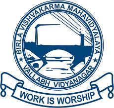 Birla Vishvakarma Mahavidyalaya Engineering College, Vallabh Vidyanagar logo