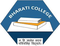Bharati College logo