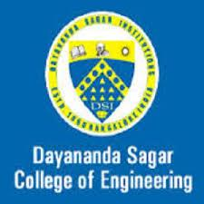Dayananda Sagar College of Engineering logo