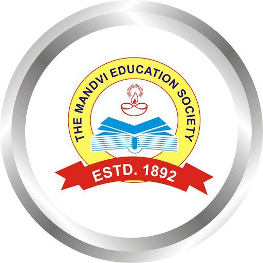 THE MANDVI EDUCATION SOCIETY INSTITUTE OF BUSINESS MANAGEMENT AND COMPUTER STUDIES logo