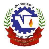 Vimal Jyothi Engineering College logo