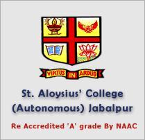 St Aloysius College, Sadar logo