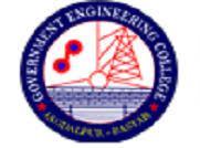GOVT. ENGG. COLLEGE, JAGDALPUR, BASTAR, CHHATTISGARH logo