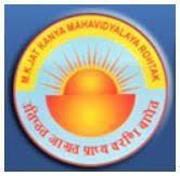 M.K.J.K. Mahavidyalaya, Rohtak. logo