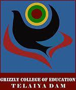 GRIZZLY COLLEGE OF EDUCATION, JHUMRI TELAILYA logo