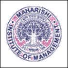 MAHARISHI INSTITUTE OF MANAGEMENT logo