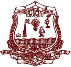S J C INSTITUTE OF TECHNOLOGY logo